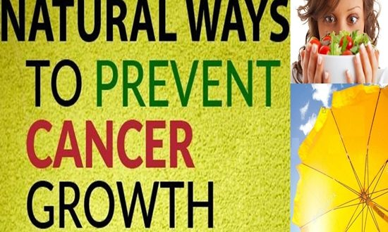 WAYS TO LOWER THE CHANCES OF DEVELOPING CANCER