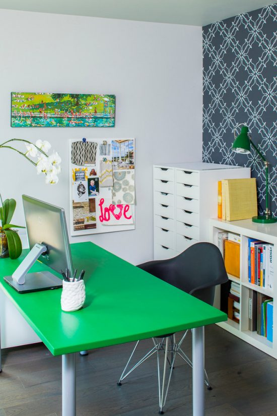 Wonderful solutions for saving space in your new small office in 2016 - Space saving solutions for small homes set ...