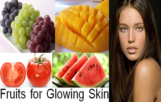 fruits for glowing skin