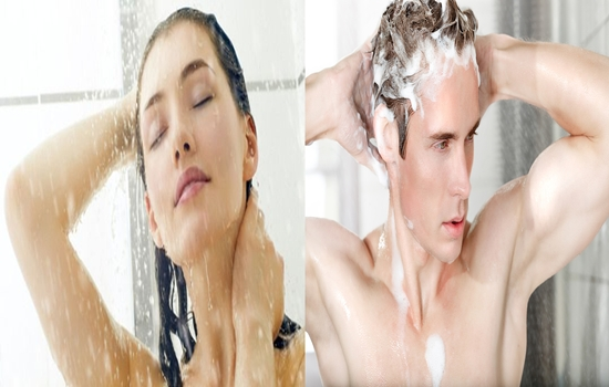 mistakes in your shower