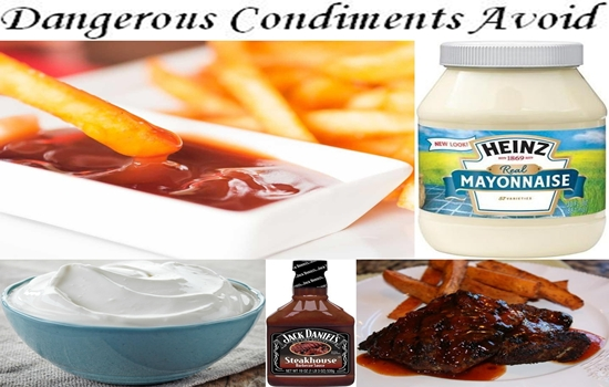 Dangerous Condiments You Should Avoid Adding to Your Food