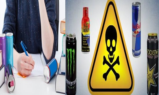 Worrisome Health Concerns about Energy Drinks