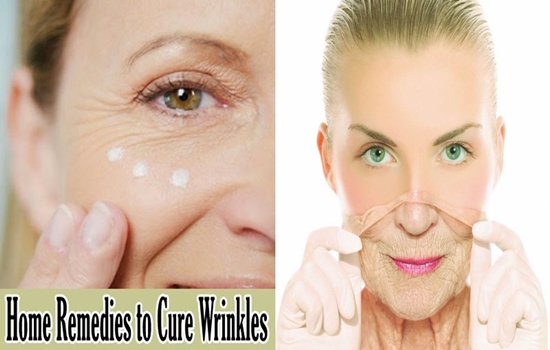 Homemade Treatments for Wrinkles