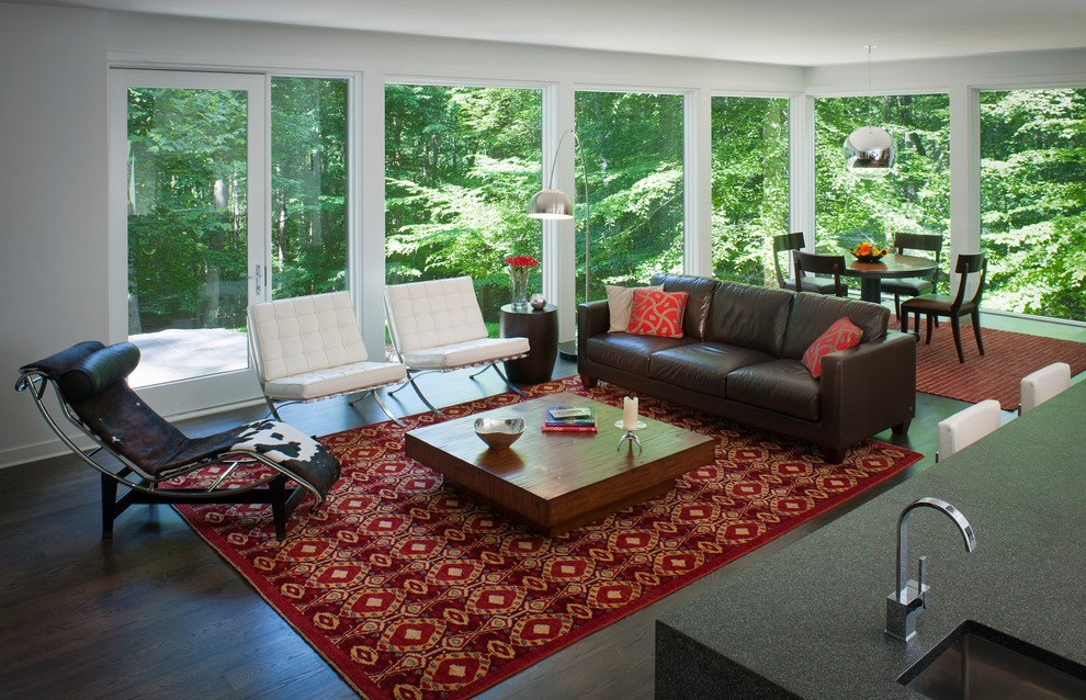 2016 modern style living room interior design ideas to for Modern living room designs 2016