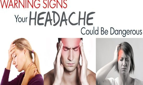 Headaches Become A Sign Of Danger
