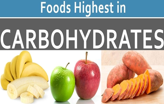 Healthiest High Carbohydrate Foods
