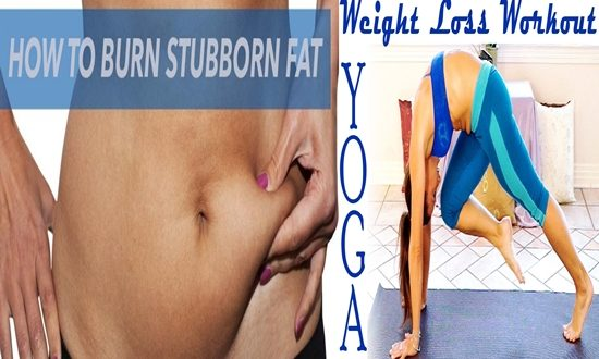 Burn Stubborn Fat with These 3 Effective Yoga Poses