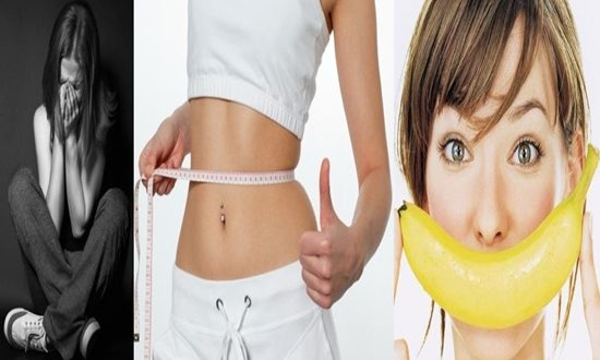 Banana diet reduces your weight quickly and treats your depression