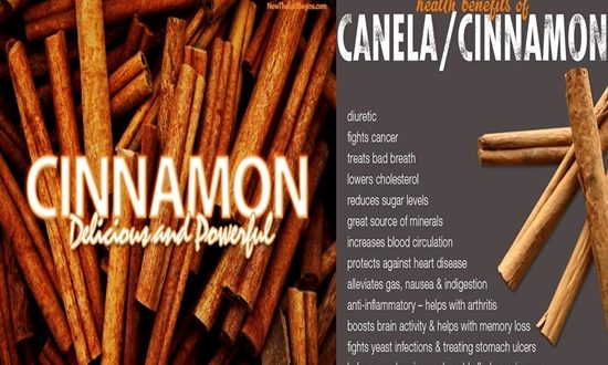 Cinammon Is a Healthy Addition to Your Food