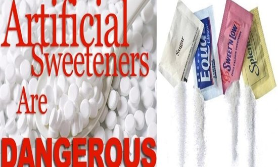 Dangerous Artificial Sweeteners