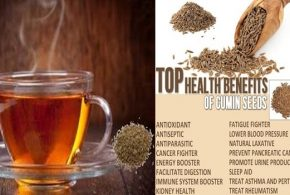 Why You Should Drink Cumin Tea Everyday