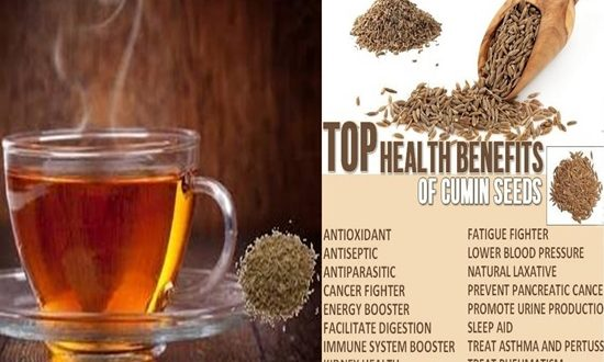 Drink Cumin Tea Everyday