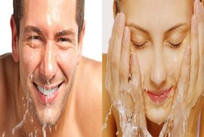 Top 3 Facial Washing Errors