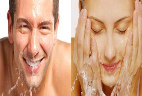 Top 3 Facial Washing Errors