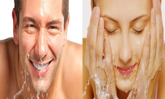 Facial Washing Errors