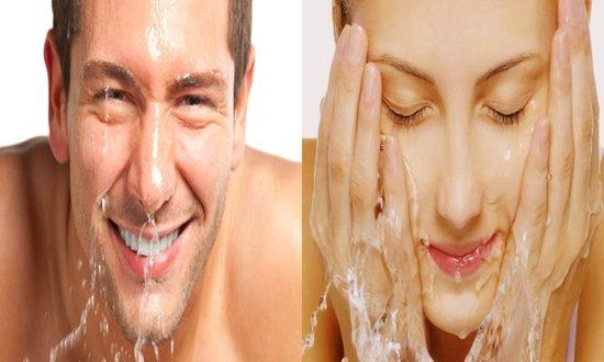 Facial Washing 62