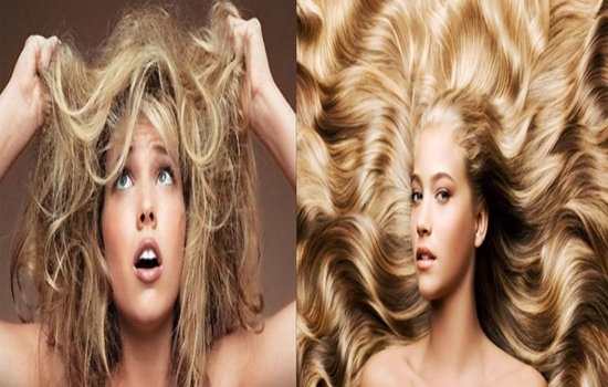 Fix your damaged hair with this simple herbal remedy