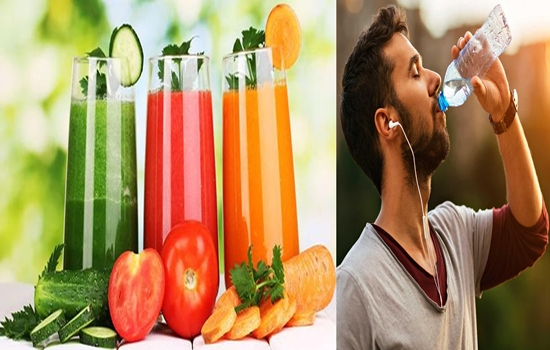Fluids Fasting To Lose Up To 10% Of Your Body Mass In Only Two Weeks