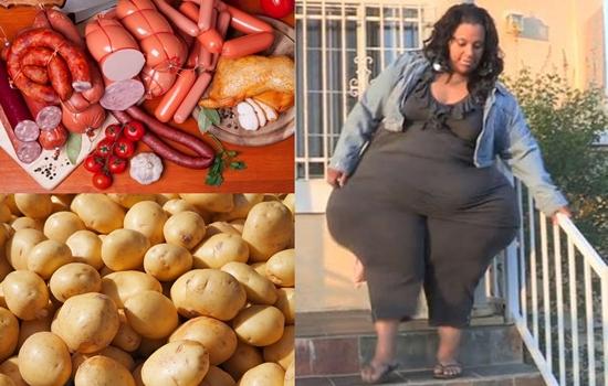 Foods Make Your Hips Big