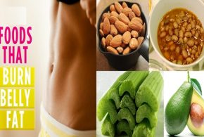 Super Foods To Burn Belly Fat