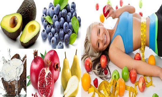 Fruits That Melt Fat Away