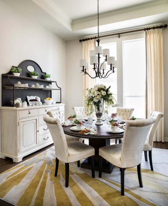 Wonderful Get Inspiration From 2016 Décor World For Stunning Dining Rooms