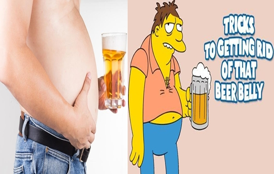 Habits That Can Rid You Easily of Beer Gut