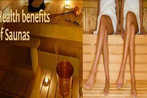 7 Impressing Health Benefits of Sauna Sessions