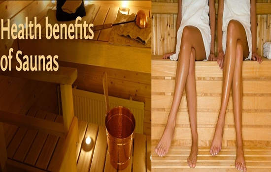 Health Benefits of Sauna Sessions