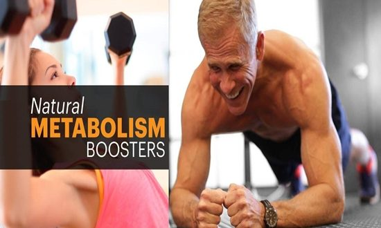 High Metabolism Rate At All Ages Specially Over 40s