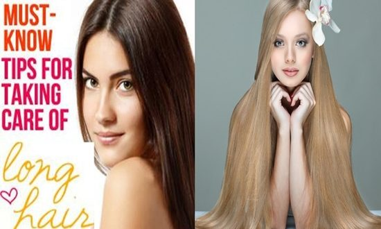 How to handle and take care of your long hair