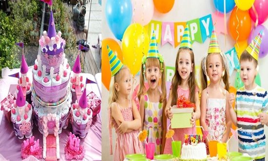How to organize a birthday party for kids