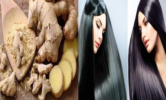 Increase Your Hair's Volume, Length, Strength, Softness and Shininess With Ginger