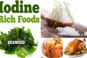 Top 8 Iodine Rich Foods