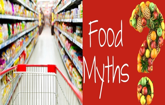 Myths about Food