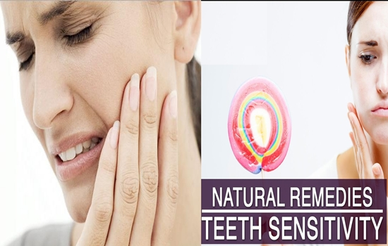 Natural Ways to Care for Sensitive Teeth