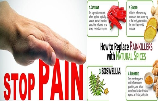 Natural remedies that are as powerful as pain-killing drugs