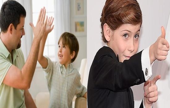 Raising a confident child