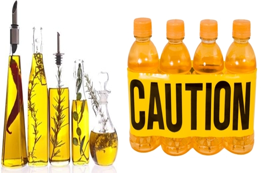 Scary Things You Need To Know About Vegetable Oil