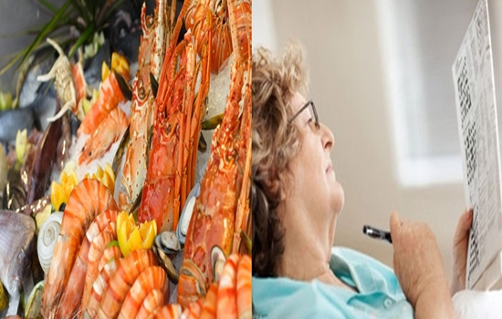 Seafood Can Protect You From Alzheimer's Disease And Dementia