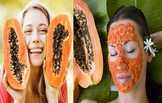 Skin Beauty Benefits For Papaya
