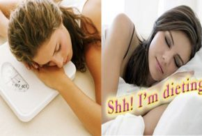 Sleep before 11 pm to lose weight and stay in shape!