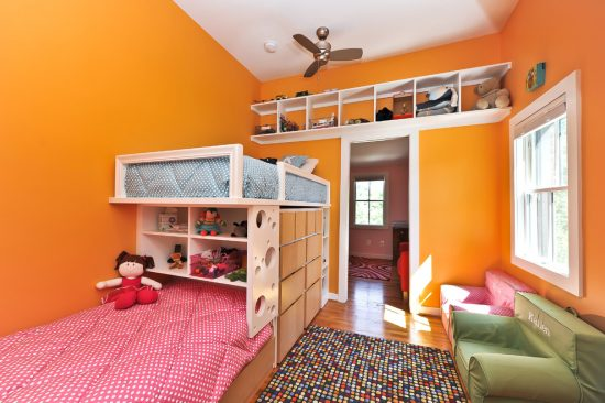 Smart and useful storage solution ideas for your precious kid's room