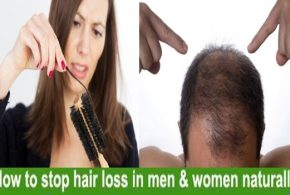 Stop hair loss and get what you lost back by this simple trick