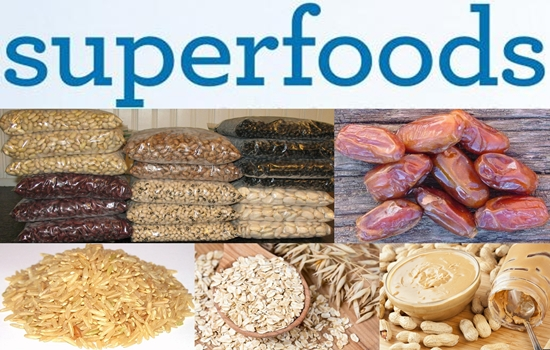 Super Foods That Don't Expire