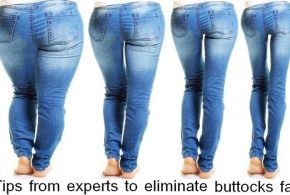 4 Tips from experts to eliminate buttocks fat