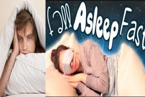 5 Tips to treat insomnia and help you sleep faster at night