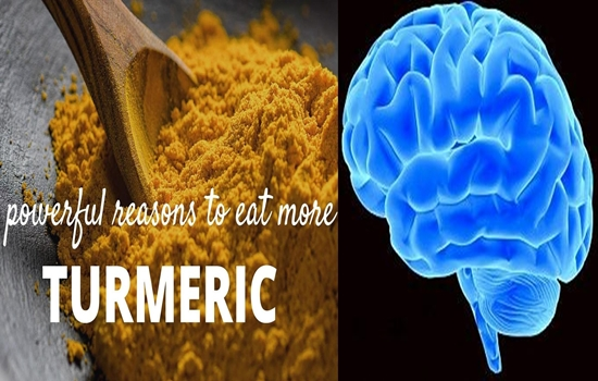 Turmeric Is Important for Your Brain