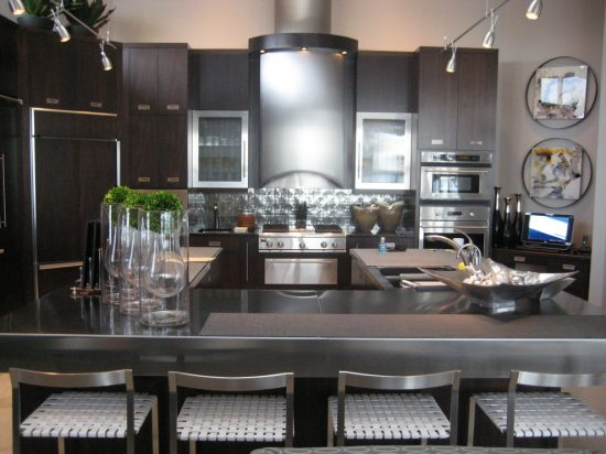 Useful tips for space saving solutions in small kitchen spaces
