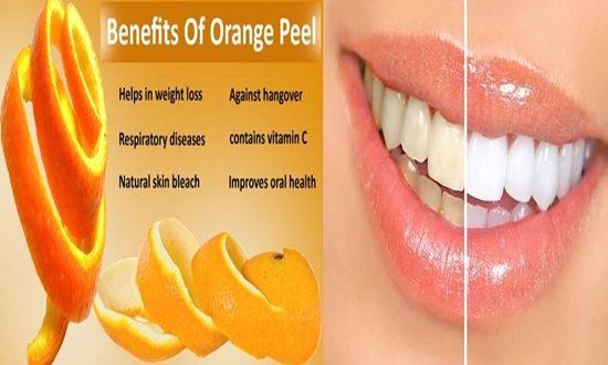 Uses Of Orange Peels